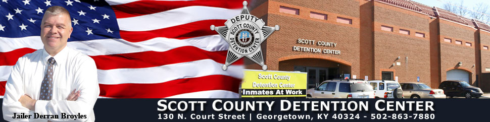 Scott County Detention Center